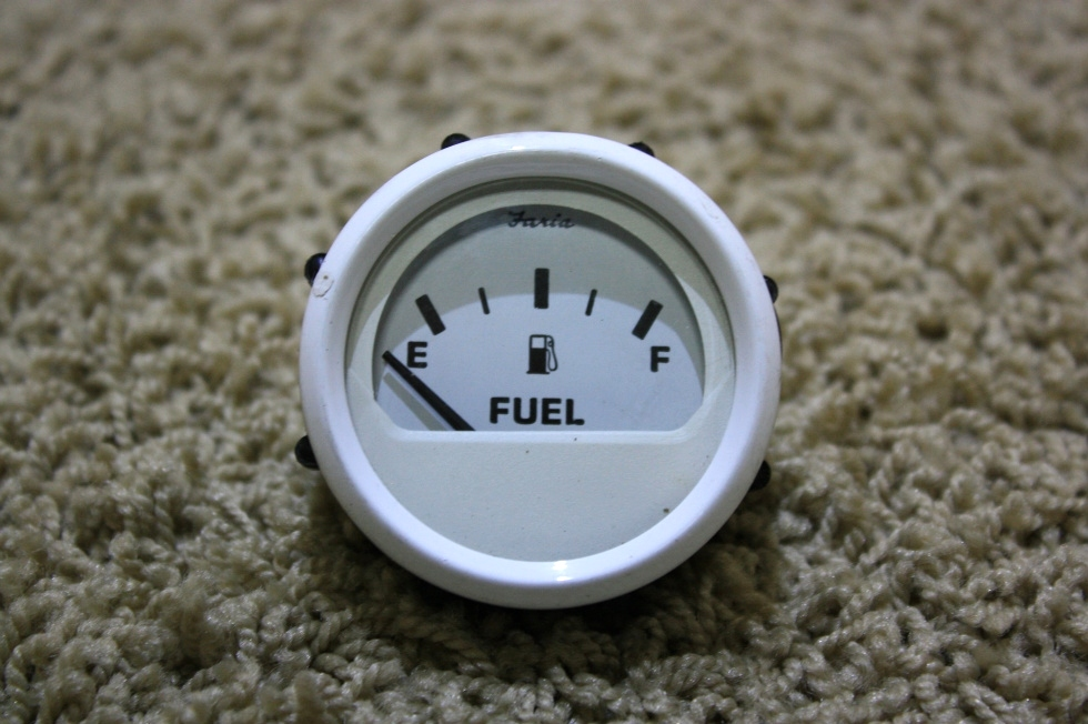USED FARIA FUEL GAUGE  FOR SALE RV Components