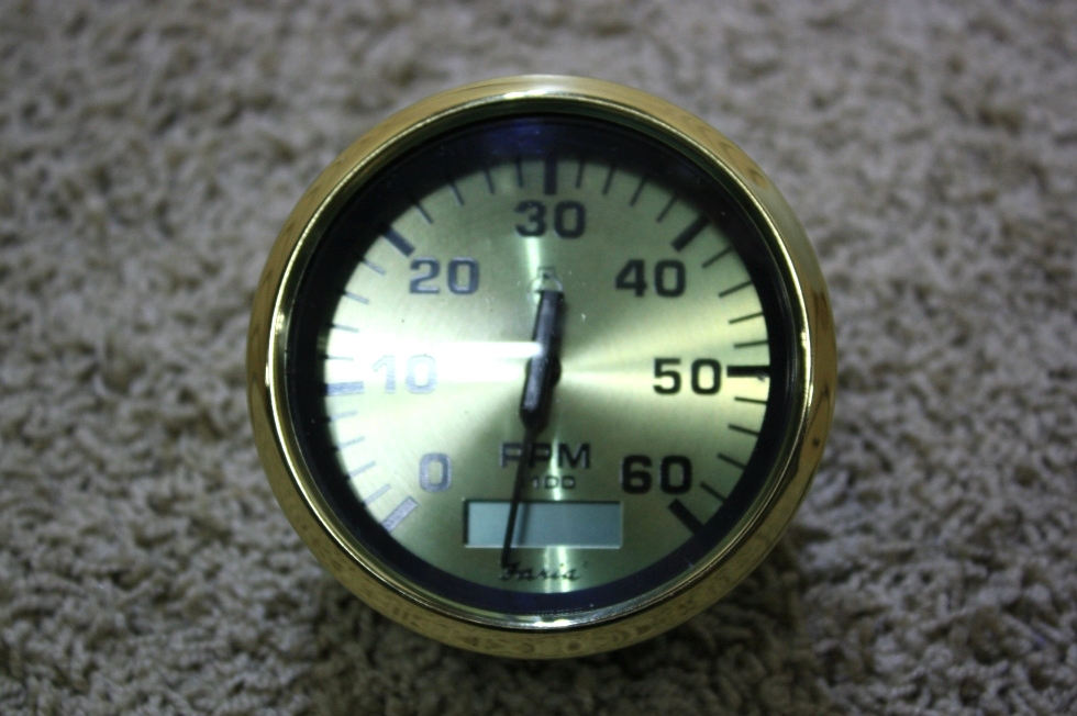 USED FARIA TACHOMETER TC9154B FOR SALE RV Components