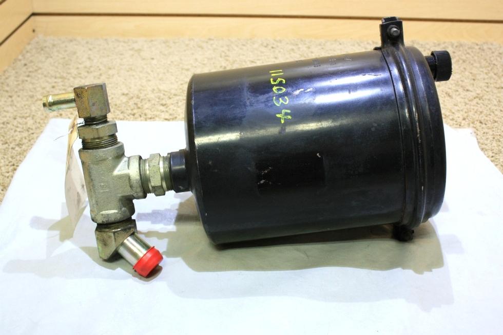 USED HYDRAULIC SYSTEM FLUID TANK 1936-NN2-001 FOR SALE RV Components