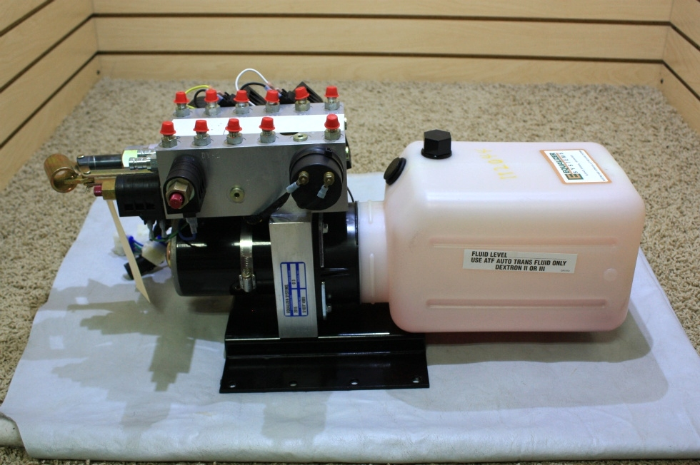 USED EQUALIZER SYSTEMS HYDRAULIC PUMP S103T*4989 FOR SALE RV Components