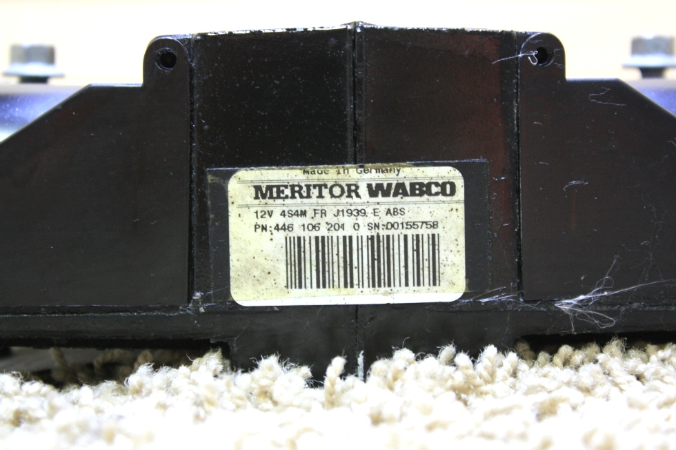USED MERITOR WABCO ABS CONTROL BOARD 4461062040 FOR SALE RV Components