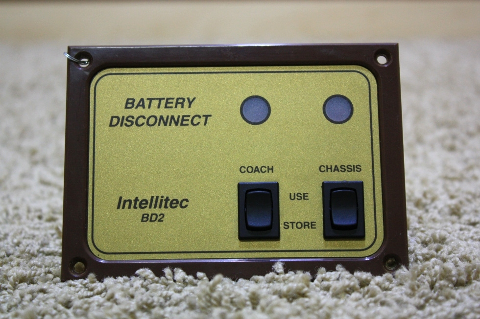 USED BATTERY DISCONNECT BD2 FOR SALE RV Components