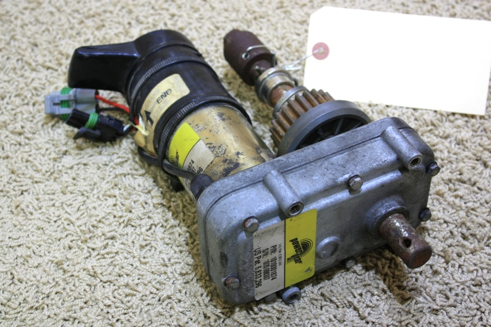 USED POWER GEAR SLIDE OUT MOTOR 1010001874 FOR SALE RV Components