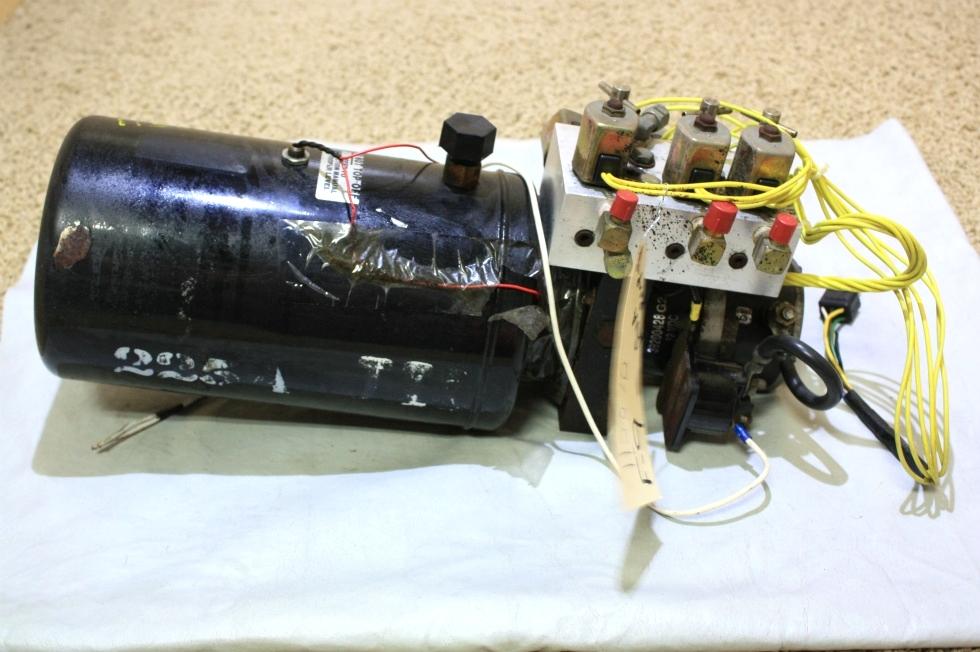 USED RV PARTS RVA HYDRAULIC PUMP 22.5A FOR SALE RV Components