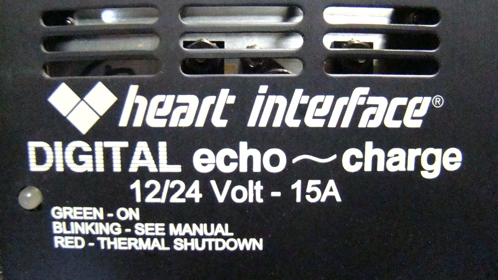 USED RV PARTS HEART INTERFACE DIGITAL ECHO CHARGE RV Components