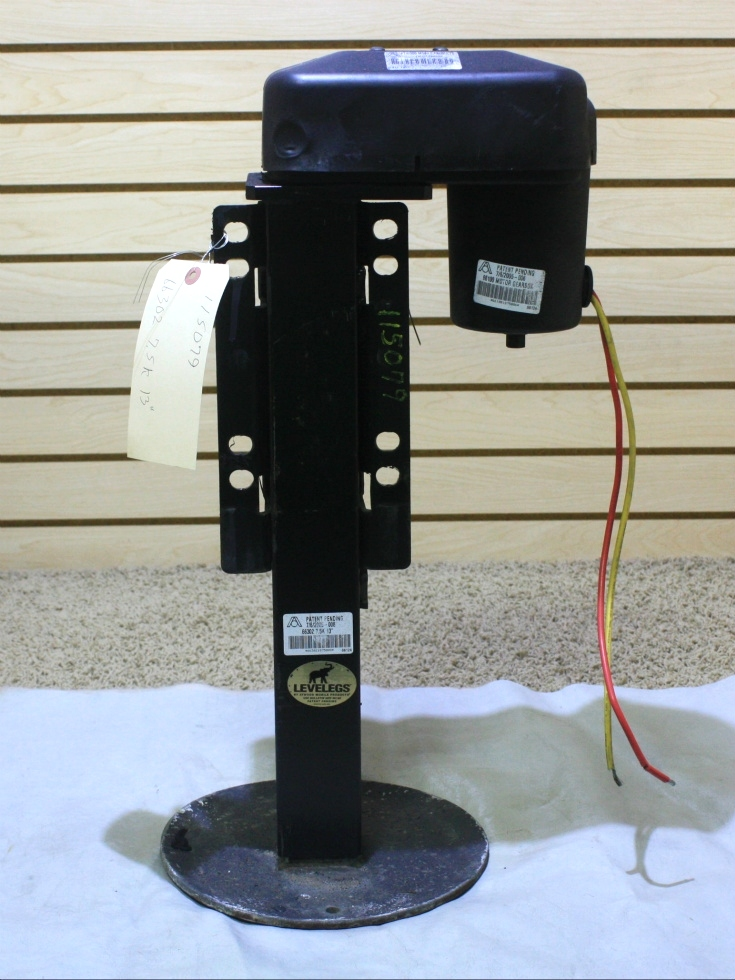 USED RV PARTS ATWOOD LEVELEG ELECTRIC LEVELING JACK 66302 FOR SALE RV Components