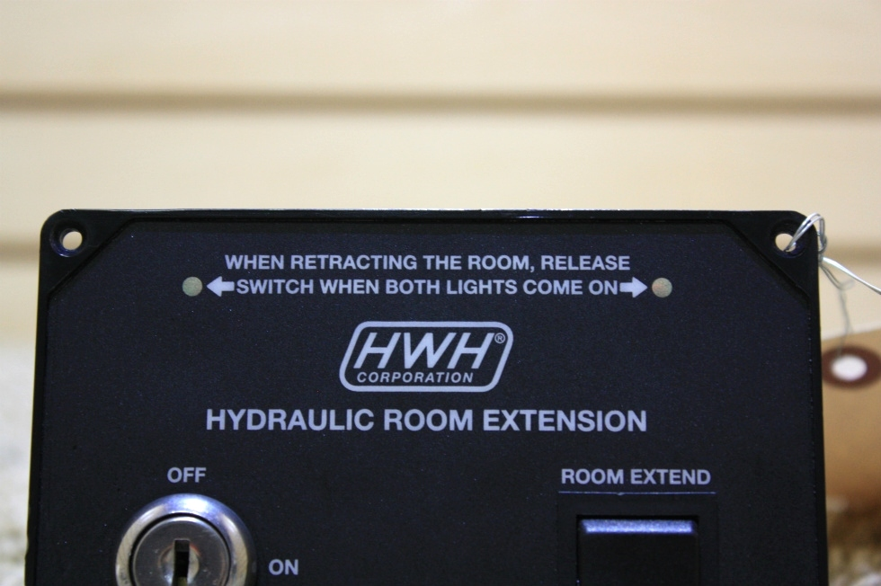 USED HWH MOTORHOME PARTS HYDRAULIC ROOM EXTENSION FOR SALE RV Components