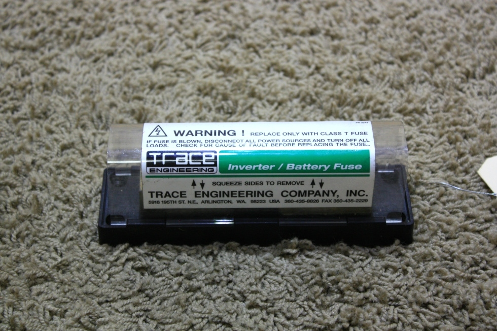 USED TRACE ENGINEERING INVERTER / BATTERY FUSE PN: 2244 FOR SALE RV Components