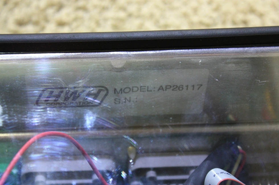 USED RV PARTS HWH LEVELING CONTROL BOX AP31864 FOR SALE RV Components