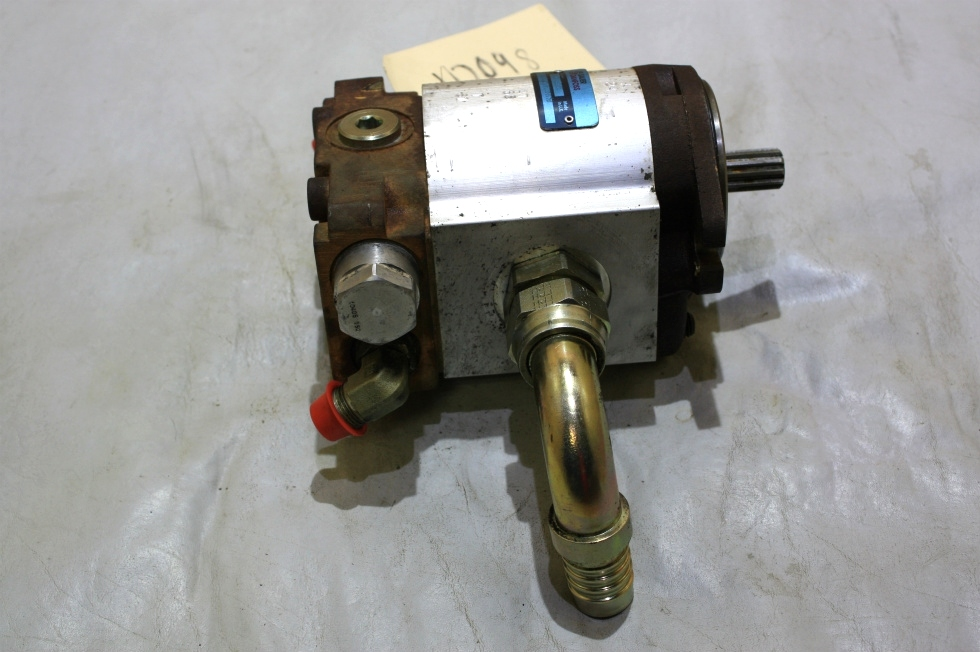 USED RV SAUER DANFOSS HYDRAULIC PUMP 5L35762200150 MOTORHOME PARTS FOR SALE RV Components