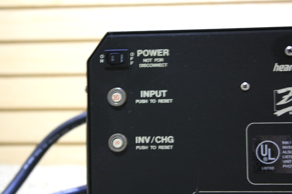 Inverters For Sale >> RV Components USED RV HEART INTERFACE FREEDOM 20 INVERTER ...