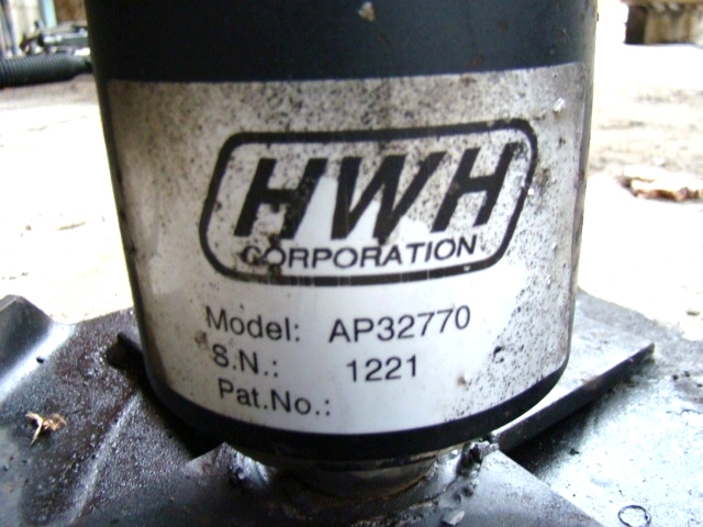 USED HWH LEVELING JACKS P/N: AP32770  **OUT OF STOCK** RV Components