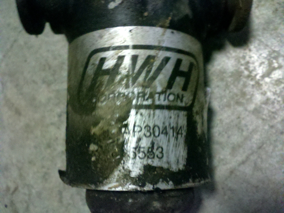 USED HWH HYDRAULIC LEVELING JACK AP30414 FOR SALE RV Components