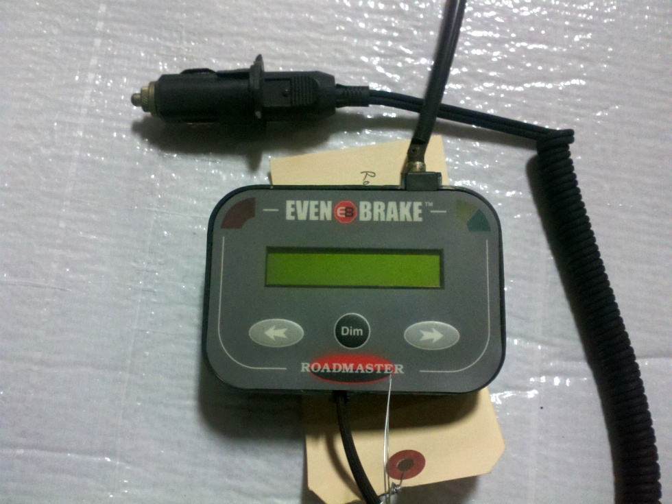 USED ROADMASTER EVEN BRAKE TRANSMITTER BARX120 FOR SALE  **Out Of Stock** RV Components
