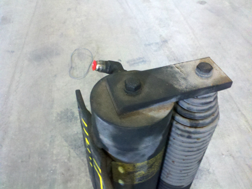 USED POWER GEAR LEVELING JACK P/N 500082 FOR SALE  RV Components