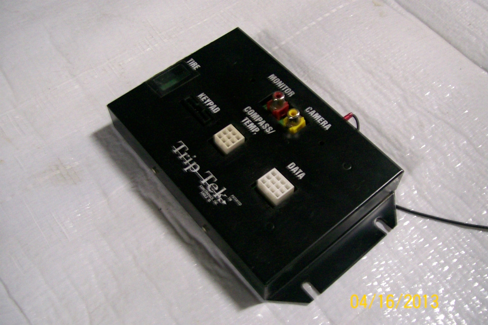 USED TRIP TEK CONTROLLER MODEL 2510-6F FOR SALE RV Components