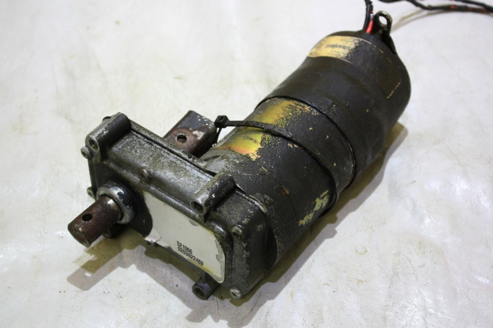 USED MOTORHOME POWER GEAR 521066 SLIDE OUT MOTOR RV PARTS FOR SALE RV Components