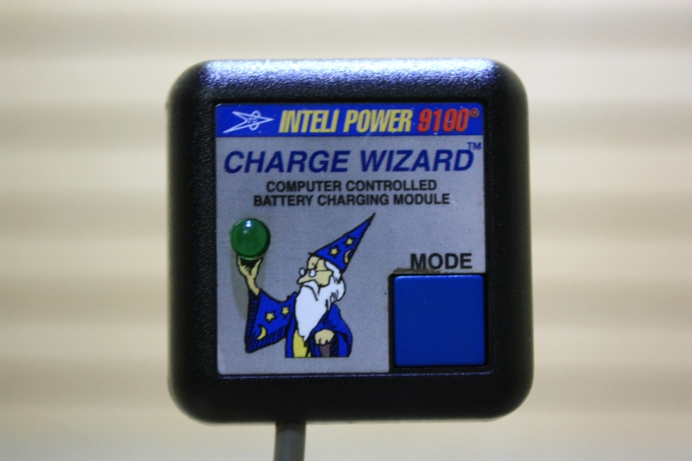 USED INTELI POWER 9100 CHARGE WIZARD RV PARTS FOR SALE RV Components