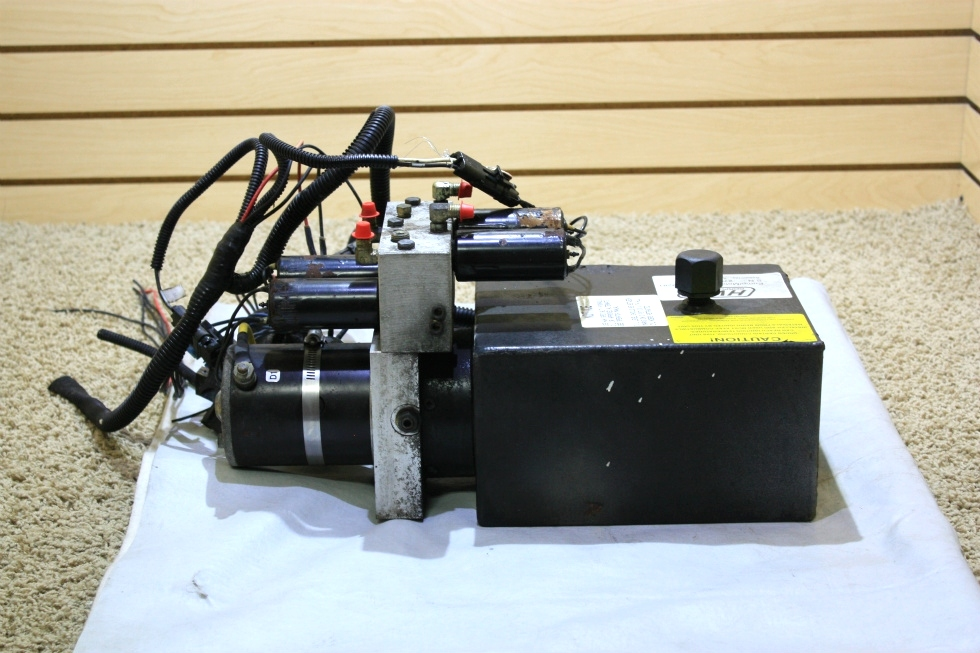 USED RV HWH HYDRAULIC PUMP AP29281 MOTORHOME PARTS FOR SALE RV Components