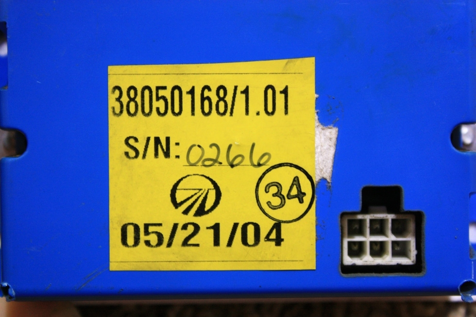 USED RV ALADDIN TANK INDICATOR 38050168/1.01 FOR SALE RV Components