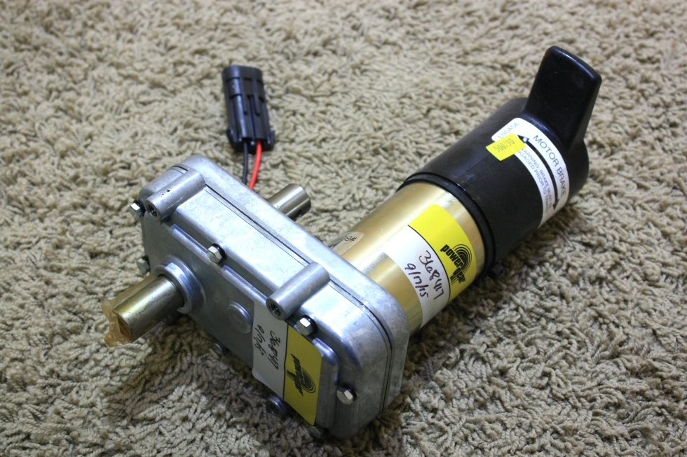 POWER GEAR SLIDE OUT MOTOR 368417 RV PARTS FOR SALE RV Components