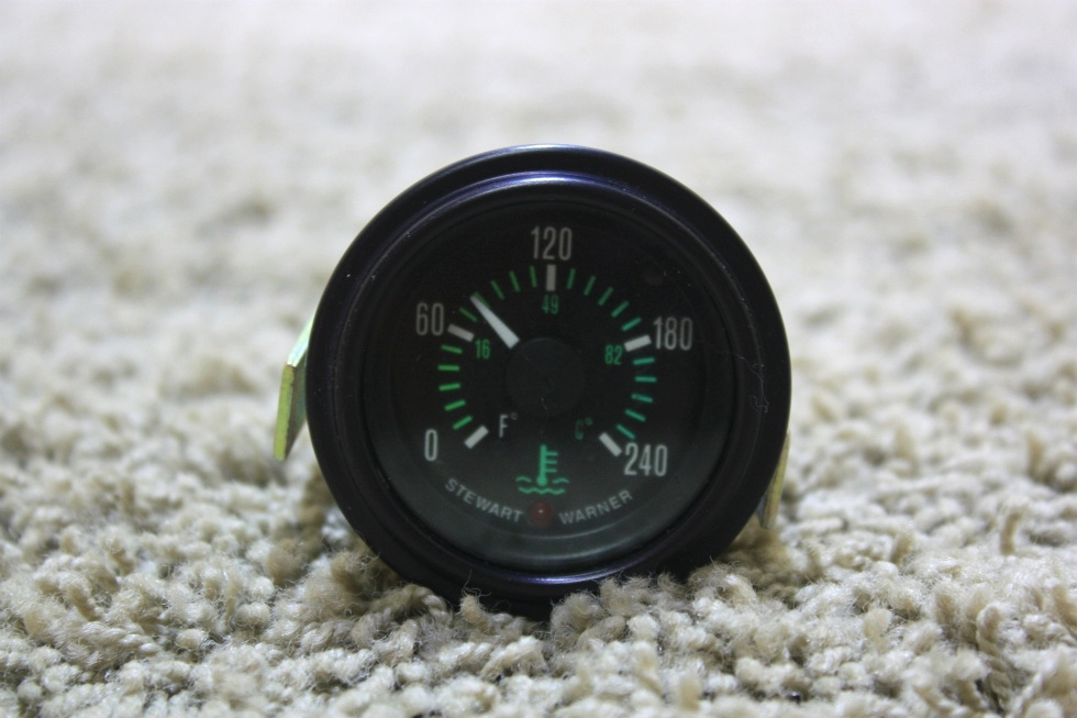 USED WATER TEMPERATURE RV DASH GAUGE 0920-NN1-004 FOR SALE RV Components