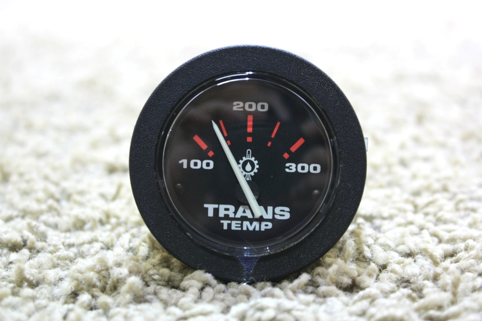 USED TRANS TEMPERATURE MOTORHOME DASH GAUGE 58731 RV PARTS FOR SALE RV Components