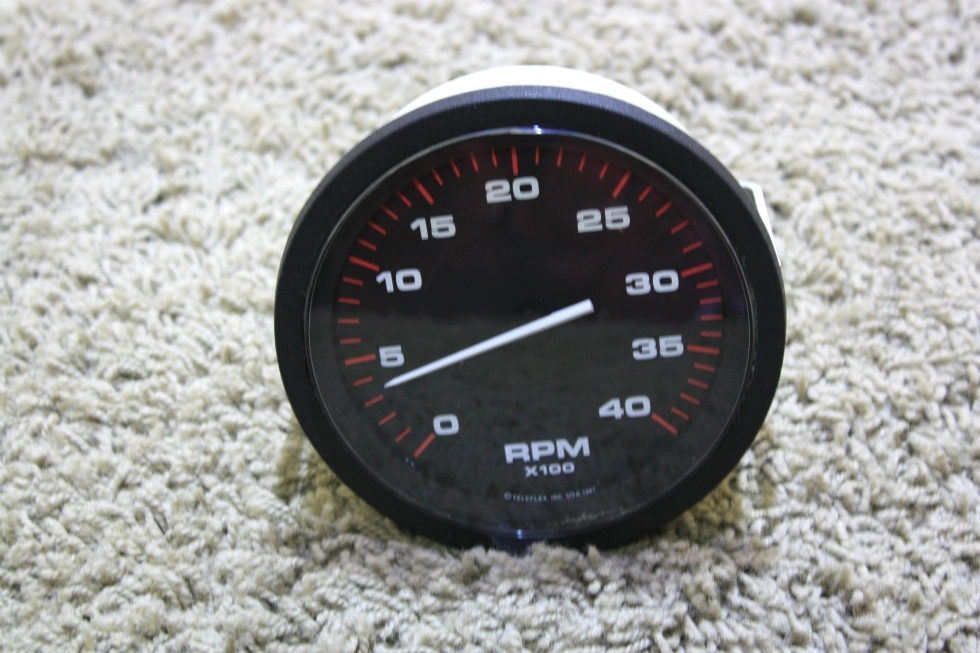 USED RV TACHOMETER 10326 DASH GAUGE MOTORHOME PARTS FOR SALE RV Components
