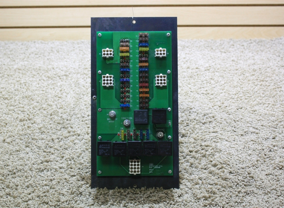 USED RV KIB BCC BOARD 12VDP901 MOTORHOME PARTS FOR SALE RV Components