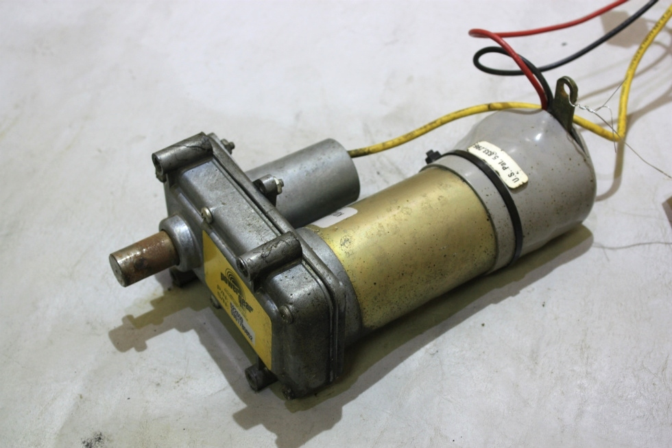 USED RV POWER GEAR SLIDE OUT MOTOR 522609 FOR SALE RV Components