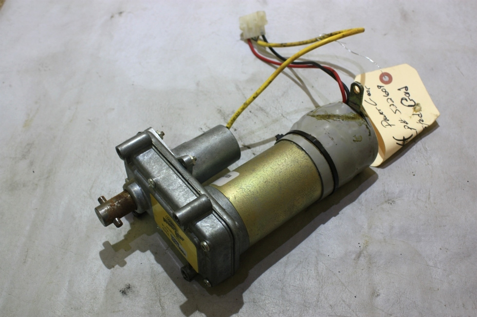 USED POWER GEAR 522609 RV SLIDE OUT MOTOR FOR SALE RV Components