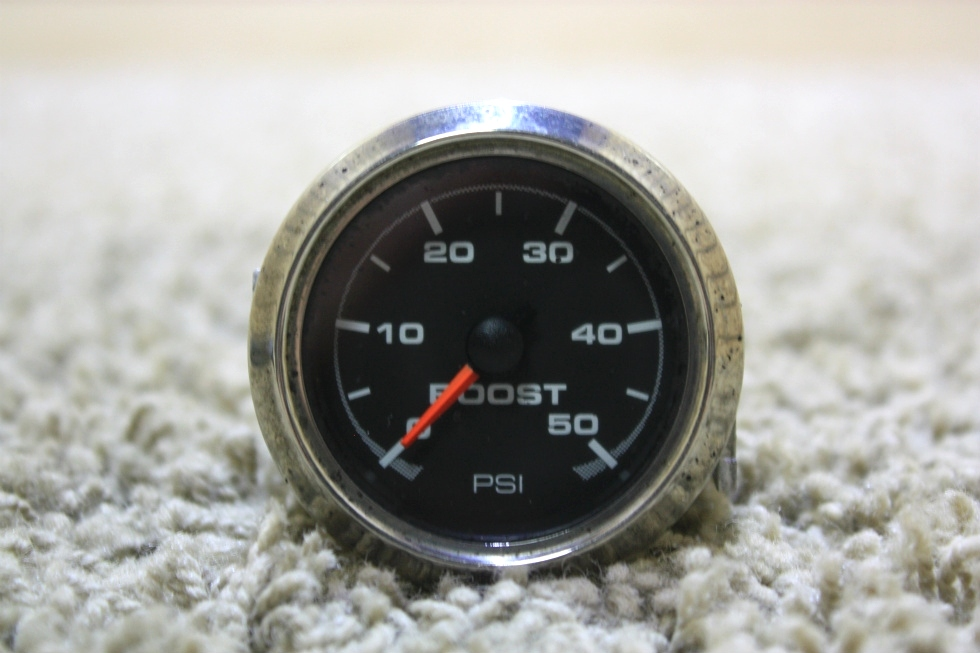 USED BOOST GAUGE 946380 RV PARTS FOR SALE RV Components