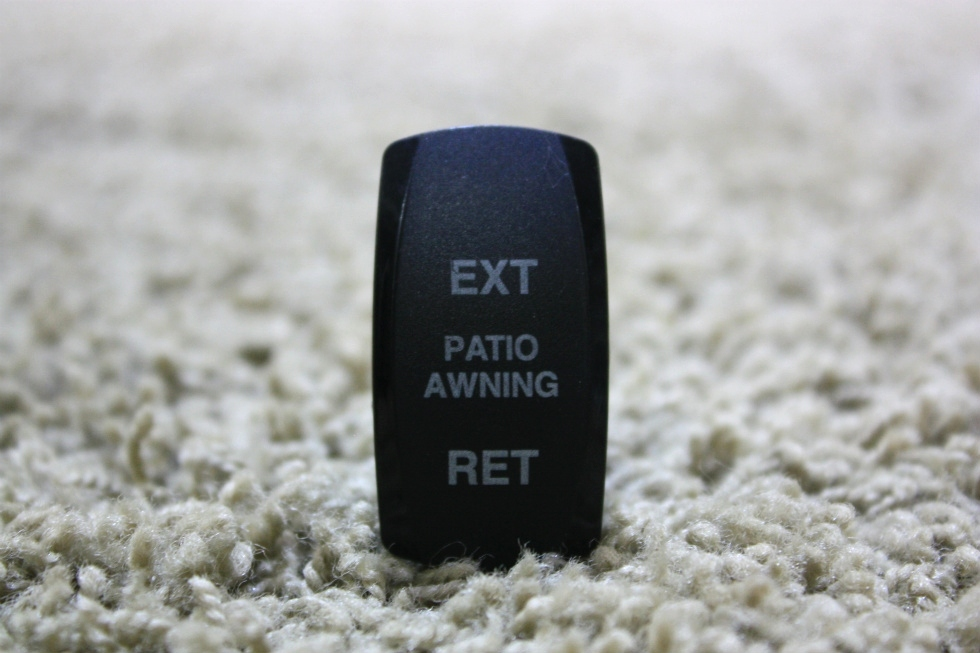 USED MOTORHOME PATIO AWNING EXT/RET SWITCH FOR SALE RV Components
