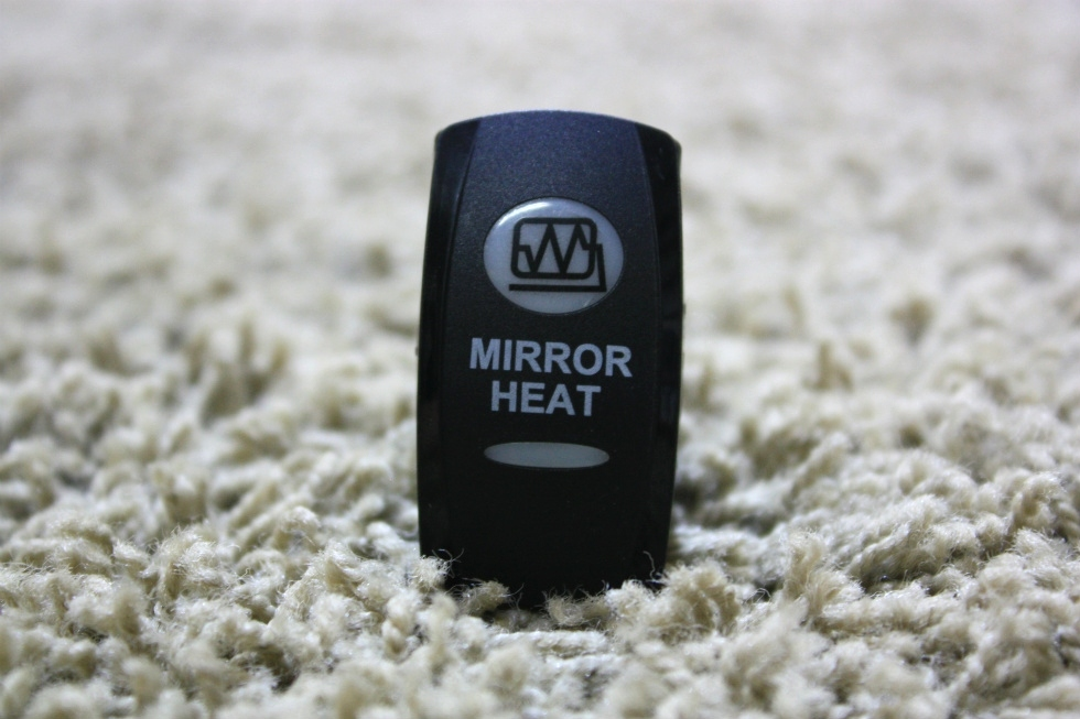 USED MOTORHOME MIRROR HEAT DASH SWITCH RV PARTS FOR SALE RV Components