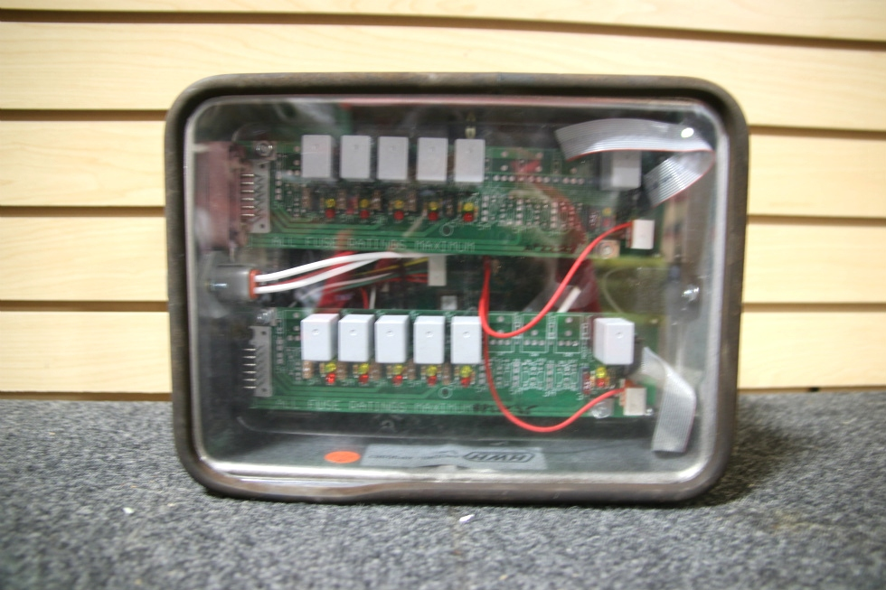 USED HWH CORP. RV CONTROL BOX PN: AP30368 SN: 445 RV Components