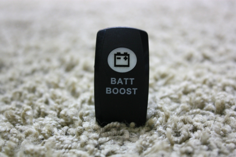 USED RV BATTERY BOOST SWITCH MOTORHOME PARTS FOR SALE RV Components