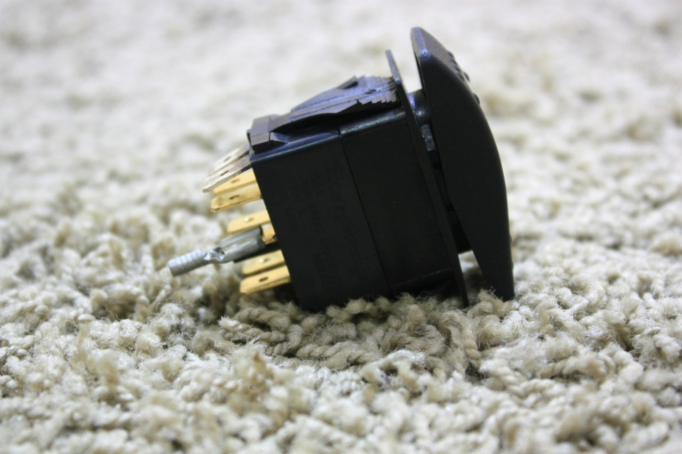 USED MOTORHOME R H SHADE UP / DOWN SWITCH FOR SALE RV Components