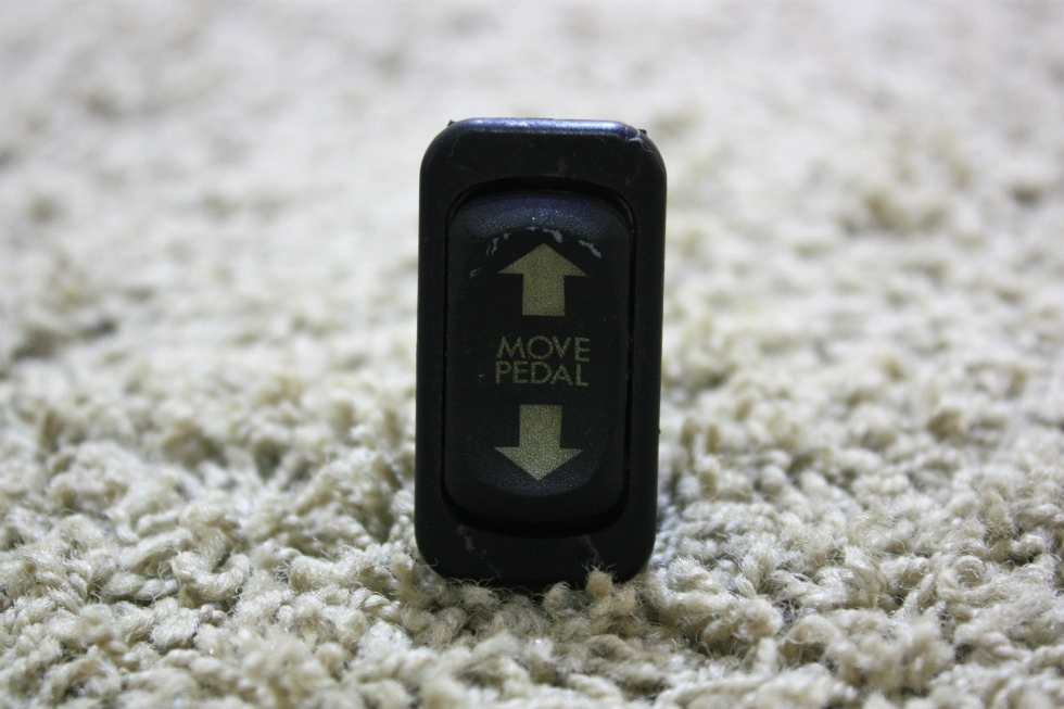 USED MOVE PEDAL UP / DOWN A06-30769-099 MOTORHOME DASH SWITCH FOR SALE RV Components