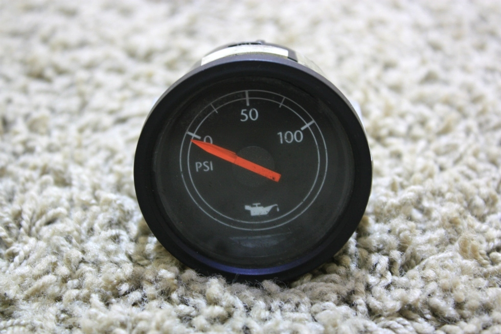 USED FREIGHTLINER RV OIL PRESSURE GAUGE W22-00005-017 FOR SALE RV Components