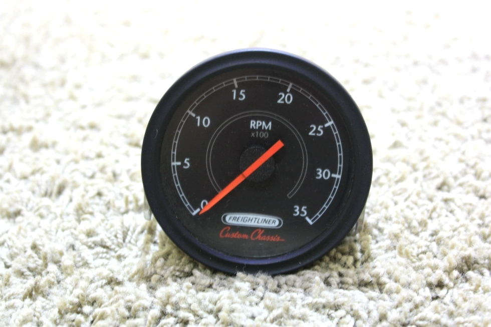 USED FREIGHTLINER CUSTOM CHASSIS RV TACHOMETER W22-00010-008 FOR SALE RV Components