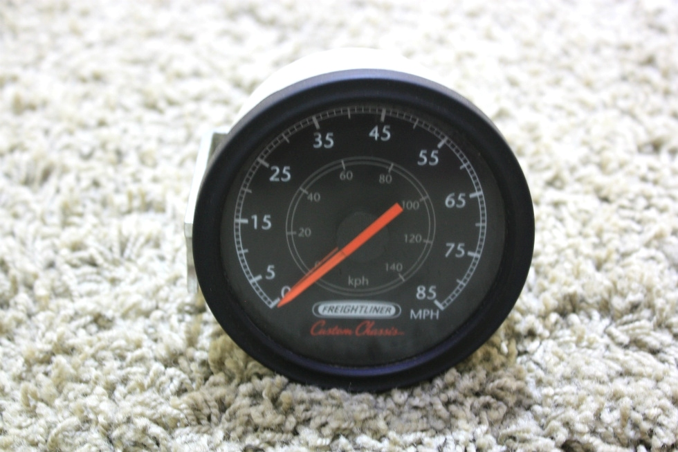 USED MOTORHOME FREIGHTLINER CUSTOM CHASSIS SPEEDOMETER W22-00020-000 FOR SALE RV Components