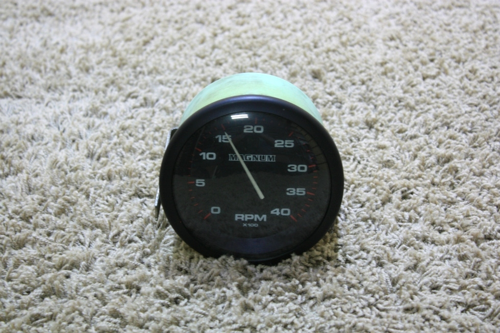 USED MOTORHOME MAGNUM TACHOMETER 6238 FOR SALE RV Components