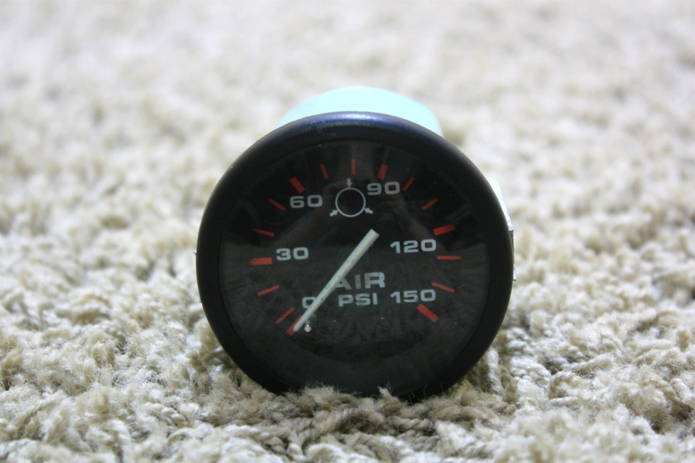 USED MOTORHOME AIR PSI DASH GAUGE 62841 FOR SALE RV Components