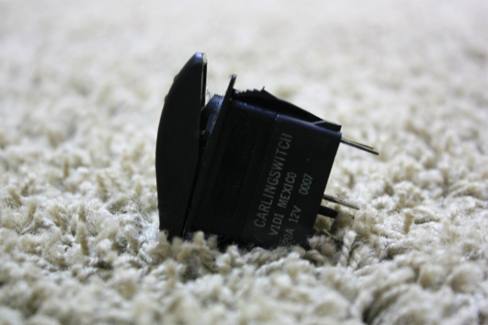 USED RV CRUISE POWER SWITCH - CARLING SWITCH FOR SALE RV Components