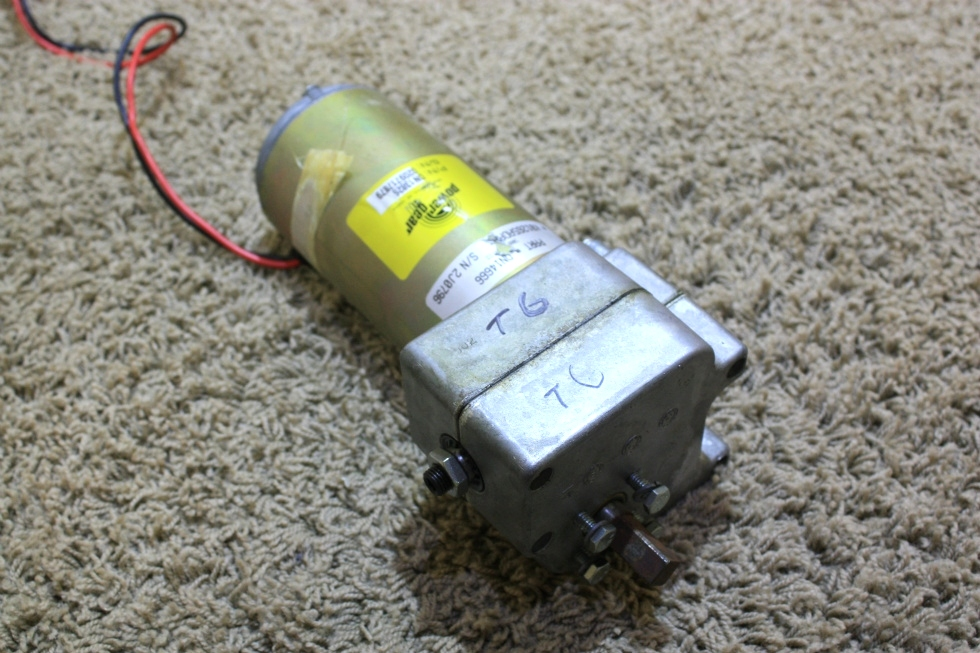 USED POWER GEAR RV SLIDE OUT MOTOR DN13826 FOR SALE RV Components