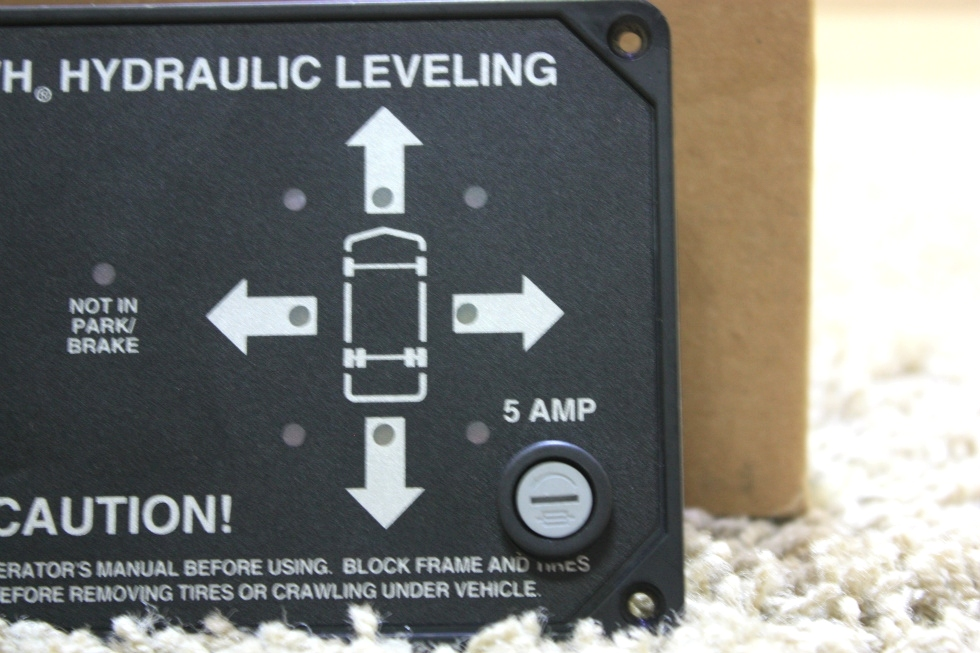 HWH HYDRAULIC LEVELING TOUCH PAD AP0425 MOTORHOME PARTS FOR SALE RV Components