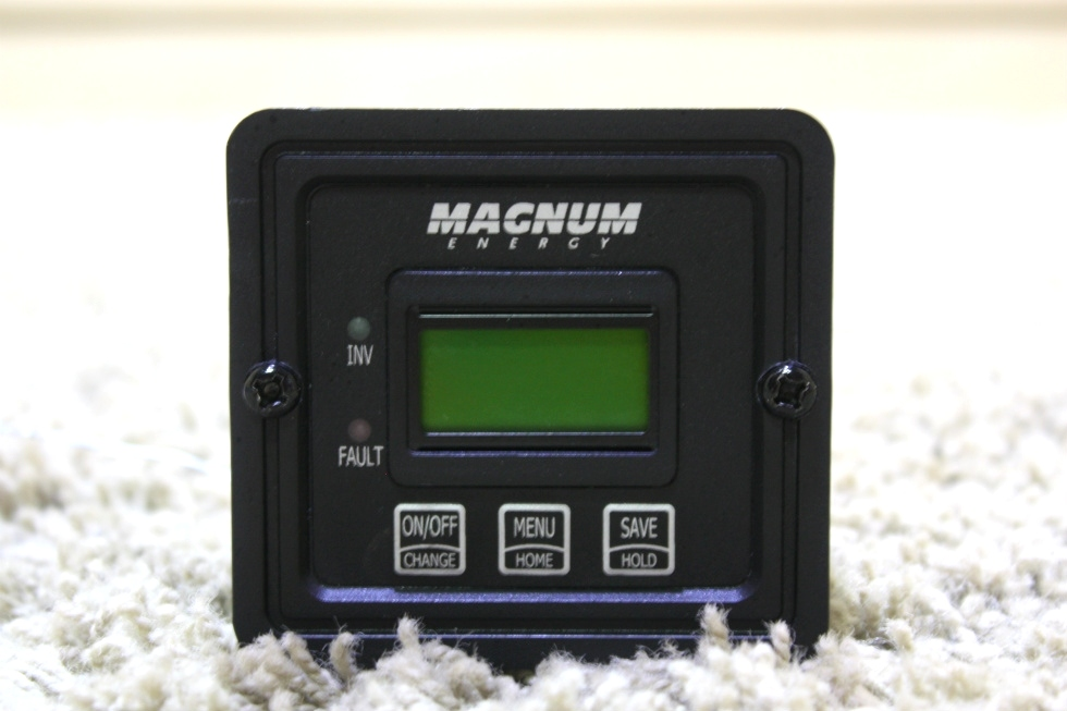 USED RV MAGNA SINE MAGNUM ENERGY MS2012 REMOTE FOR SALE RV Components
