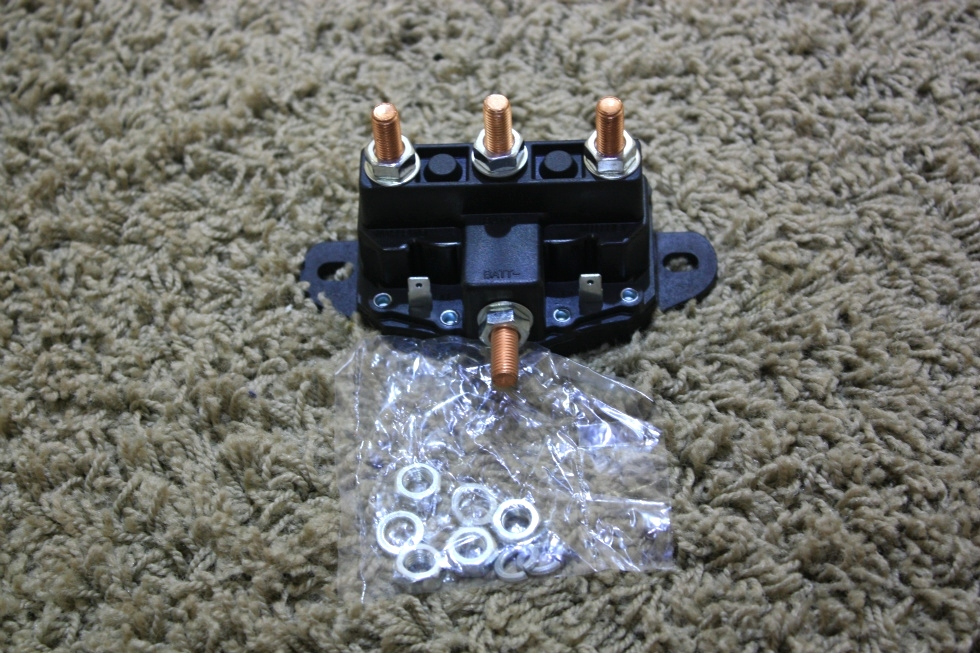 LIPPERT HYDRAULIC SLIDE SOLENOID 6 TERMINAL FOR SALE RV Components