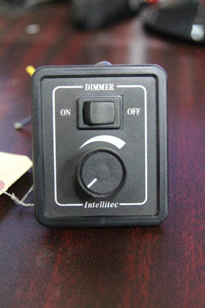 USED RV/MOTORHOME INTELLITEC UNIVERSAL DIMMER SWITCH PN: 00-00263-001 RV Components