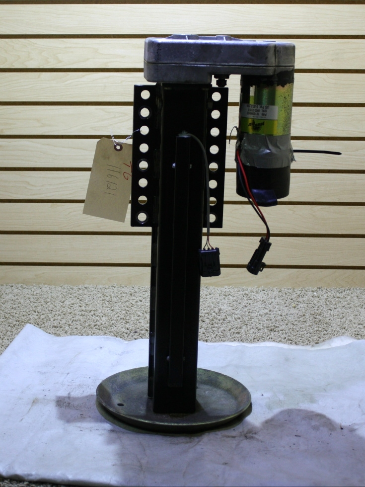 USED RV POWER GEAR LEVELING JACK 1010000141 / 101000155 FOR SALE RV Components